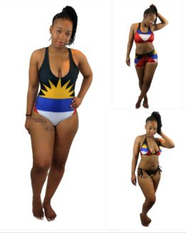Miss Antigua and Barbuda Collage